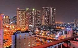 Cho thuê căn hộ chung cư cao cấp Central Garden, 328 Võ Văn Kiệt Q.1, 2pn đầy đủ nội thất, 2 WC.