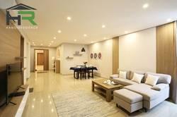 Căn hộ tòa L4 khu đô thị Ciputra, Tây Hồ  mới nhận bàn giao  cho thuê, đầy đủ nội thất, 3 phòng ngủ