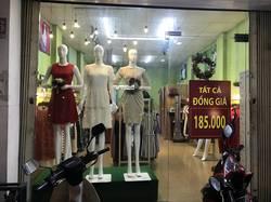 Sang shop thời trang nữ Tùng Thiện Vương, Quận 8, TPHCM