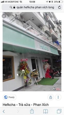 Cho thuê nhà chung cư A2 Phan Xích Long