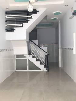 Cho thuê nhà nguyên căn, 1 trệt, 1 lầu, đường Phạm Ngọc, Phường Tân Quý, Quận Tân Phú.