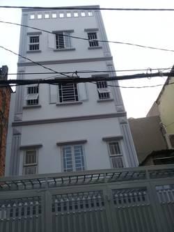 Chính chủ cho thuê phòng tại Dương Quảng Hàm, P5, quận Gò Vấp, DT 16m2 giá 2,3tr/th