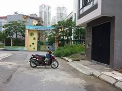 Cho thuê nhà tầng 1 giáp phố Lê Lai   cạnh mẫu giáo Hà Trì  - Hà Đông