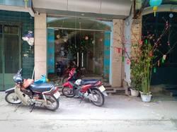 Cho thuê nhà riêng phố Kim Đồng, dt 56mx4tag, giá 18 triệu