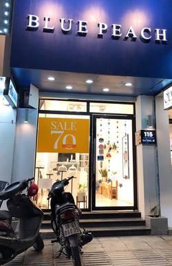 Cho thuê nhà mặt phố Tạ Hiện: 21m2 x 4 tầng, lửng 8m2, mặt tiền 2,7m, rb, ts.