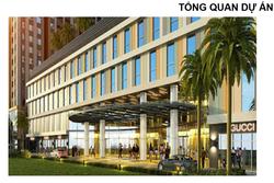 Cho thuê TTTM và văn phòng đường Phạm Hùng cách cầu vượt Xuân Thủy hơn 100m