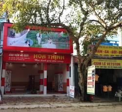 Mặt bằng kinh doanh văn phòng 250m2 gồm cả nhà ở tại TT. Kim Tân, Thạch Thành