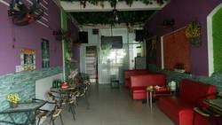 Sang nhượng quán cafe karaoke hát cho nhau nghe DT 50 m2x2 tầng mặt tiền 4 m Đường Lê Trọng Tấn Q.HĐ