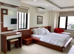 Cho thuê căn hộ  mặt đường trung tâm thành phố Hải Phòng