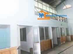 Cho thuê nhà xưởng tại Cựu Viên, Bắc Sơn, Kiến An, Hải Phòng