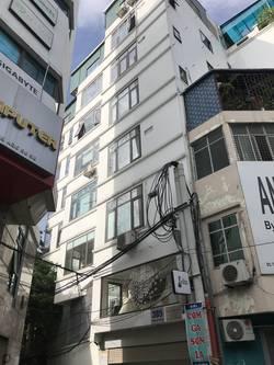 Văn phòng, lớp học mặt phố Trần Đại Nghĩa