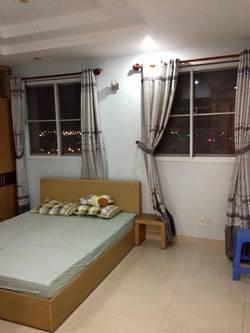 Cần cho thuê gấp Căn Hộ Giai Việt Quận 8, Diện tích: 115 m2, 2 pn,2wc, lầu cao , nội thất cơ bản