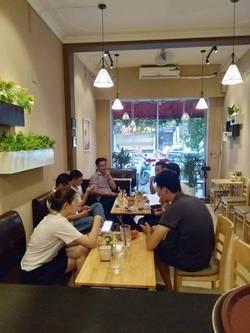 Sang nhượng cửa hàng Cafe phố Trần Đại Nghĩa giá 200tr