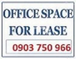 Cho thuê văn phòng đẹp rẻ MT Ba Tháng Hai, Q10, 115m2, 25.3 triệu/ tháng bao thuế.