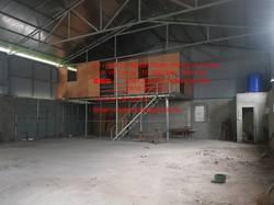 Cho thuê kho xưởng 150 m2 - khu vực võ cường - đường 22m- bắc ninh