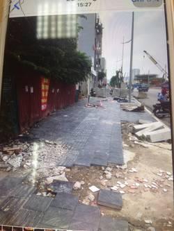 Cho thuê mặt bằng kinh doanh 110m tại ngã tư Cổ Nhuế-Bắc Từ Liêm
