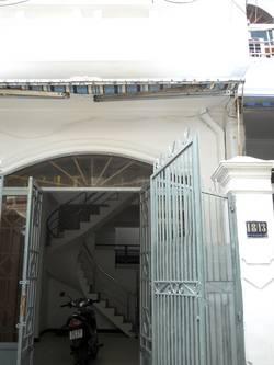 Cho Thuê Nhà Nguyên Căn đường Phan Văn Hớn, Quận 12