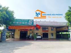 Cho thuê nhà hàng và kho bãi mặt đường quốc lộ 10 chân cầu Kiền, Thủy Nguyên, Hải Phòng
