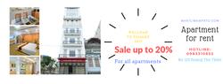 Tòa nhà Nhật Linh cho thuê căn hộ giá tốt nhất Hải Phòng