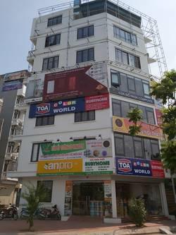 Cho thuê mặt bằng làm văn phòng tại Lê Trọng Tấn, Dương Nội, Hà Đông