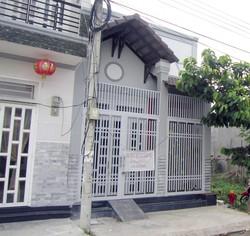 Cho thuê nhà nguyên căn Lê Hồng Phong, Dĩ An,BD