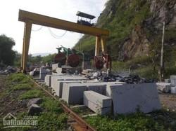 Chuyển nhượng mỏ đá đang khai thác tốt tại Khụ Nạng, xã Văn Nghĩa, huyện Lạc Sơn, tỉnh Hòa Bình
