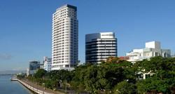 Cho thuê căn hộ Indochina bên sông Hàn, 110m2, 2PN, đủ nội thất, view sông Hàn