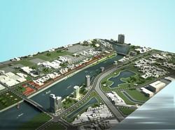 Bán đất dự án Tây Sông đáy Phủ lý
