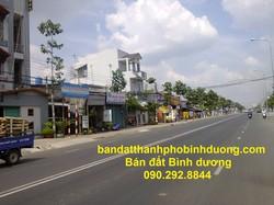 Bán đất nền Phú Mỹ 265 triệu200m2 TP.Thủ Dầu Một Bán Lỗ, Bán Rẽ, Bán Gấp