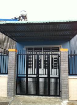 Nhà mới hoàn thiện giá rẻ hơn 2o so với nhà cung khu vực