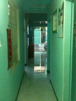 Bán nhà tại trung tâm TP Quảng Ngãi nhà mới hoàn toàn,giá rẻ