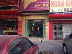 Cho thuê mặt bằng 259 Ngô Gia Tự, Phường Suối Hoa, Bắc Ninh