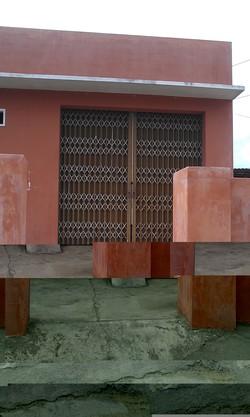 Cần bán 1 nhà cấp 4 100m2 Bình Đinh, Quy Nhơn, phía trong khu bệnh viện tâm thần