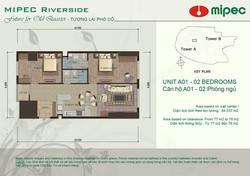 Dự án Mipec Riverside Long Biên đang trong tháng khuyến mại khủng