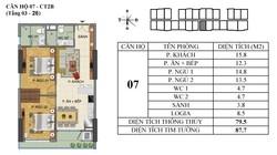 CT2B dự án Tràng An Complex chiết khấu cao, làm việc với chủ đầu tư