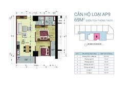 Hot hot căn hộ cao cấp Tòa B MBLand Central Point giá rẻ ưu đãi