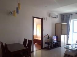 Cho thuê căn hộ cao cấp 2 phòng ngủ Đà Nẵng Plaza 06 Nguyễn Du