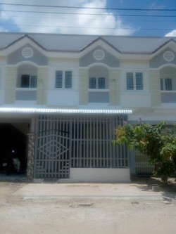 Bán trả góp nhà ở xã hội hoàn thiện 1T1L tại P3 Vĩnh Long giá 607 triệu