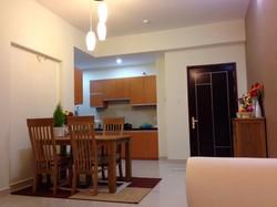 Cần cho thuê gấp căn hộ Sao Mai Quận 5