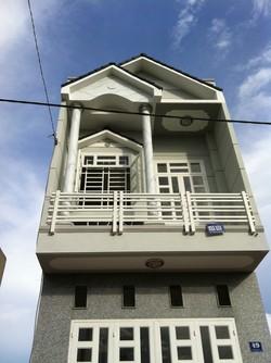Bán nhà Mới 1 trệt 2 lầu  KDC NCĐT Phường An Khánh QNK TPCT