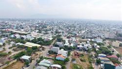 Bán lô đất đối lưng đường Nguyễn Huy Tưởng,  trả trước 200 triệu