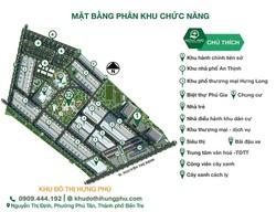 Ưu đãi khủng tại khu đô thị Hưng Phú Bến Tre.