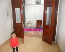Cho thuê nhà riêng khu An Dương - Hồng Hà