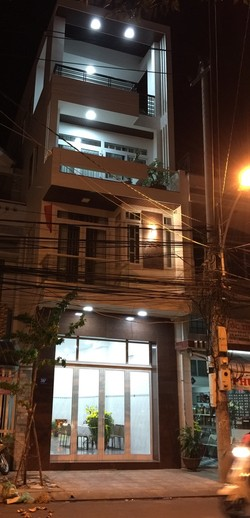 Cho thuê mặt bằng nhà 36C Trần Nhật Duật - Nha Trang