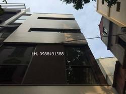 Cần bán gấp nhà phố Đào tấn    Ba Đình DT46m x 5 tầng giá 4,3 tỷ