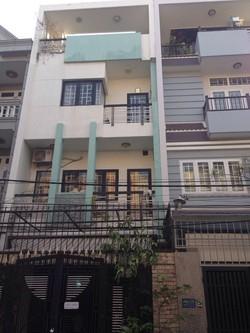 Cho thuê nhà nguyên căn ở Đường Dương Quảng Hàm - Q. Gò vấp