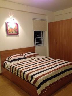 Cho thuê căn hộ khép kín - Nhà số 5, ngõ 68 Đội Cấn, Ba Đình, Hà Nội