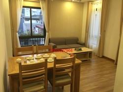 Cho thuê căn hộ dịch vụ đủ đồ phố Thi Sách Hòa Mã 80m 2 phòng ngủ