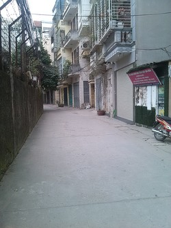 Bán đất phân lô Trường Trinh,Thanh Xuân,ô tô vào nhà -4,2 tỷ,61m2