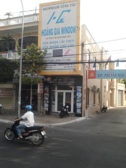 Bán nhà 2 mặt tiền đường Nguyễn An Ninh, TP.Vũng Tàu